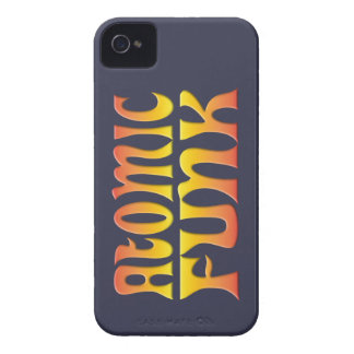 ATOMIC FUNK iPhone 4 Case-Mate CASE