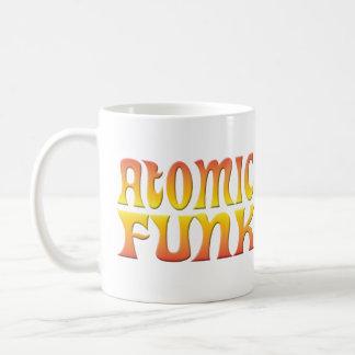 ATOMIC FUNK Left-Handed Coffee Mug