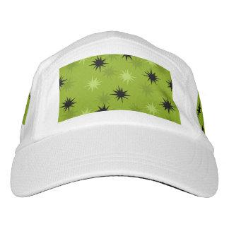 Atomic Green Starbursts Knit Performance Hat