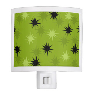 Atomic Green Starbursts Night Light