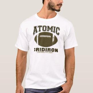 Atomic Gridiron Black Yellow T-Shirt