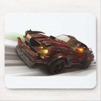 Atomic Highway! Mousepad