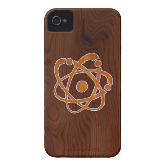 Atomic Inlay iPhone 4 Cases