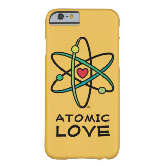Atomic Love Barely There iPhone 6 Case