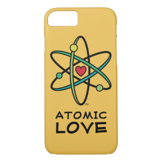 Atomic Love iPhone 7 Case