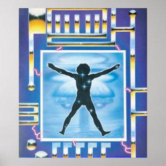 Atomic Man Posters
