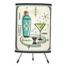 Atomic Martini ©studioxtine Tripod Lamp