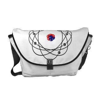 Atomic Messenger Bag