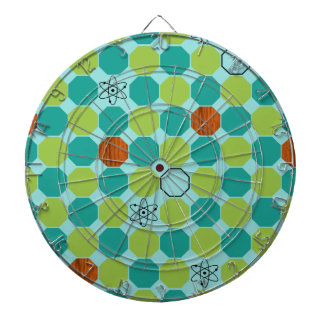 Atomic Octagons Dart Board