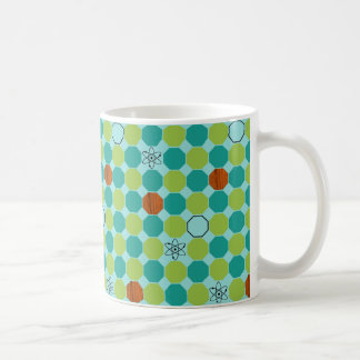 Atomic Octagons Mug