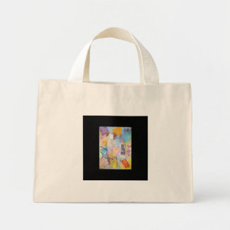 Atomic Orbital 2 Mini Tote Bag