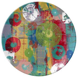 Atomic Orbital Dinner Plate
