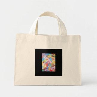 Atomic Orbital Mini Tote Bag