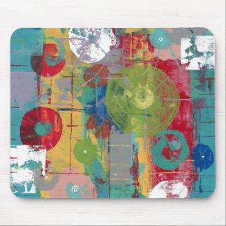 Atomic Orbital Mouse Pad