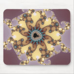 Atomic Particle - Fractal Mousepad