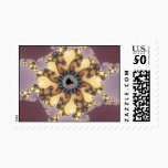Atomic Particle - Fractal Stamp