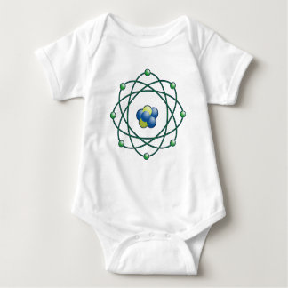 Atomic Particles Baby Bodysuit