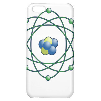 Atomic Particles Cover For iPhone 5C