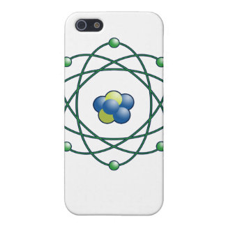 Atomic Particles iPhone 5 Cases