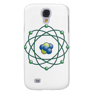Atomic Particles Samsung Galaxy S4 Covers