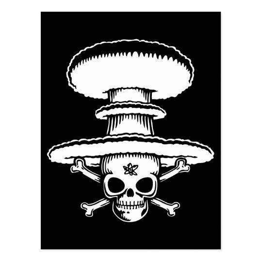 Atomic Pirate Postcard