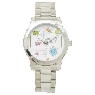 Atomic Pop Watch