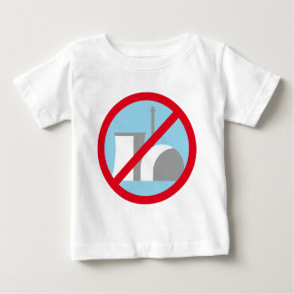 Atomic power NO thanks Baby T-Shirt