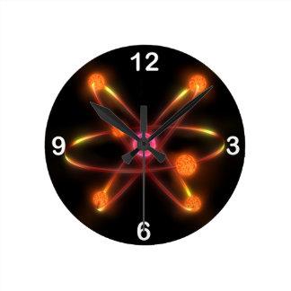 Atomic Round Clock