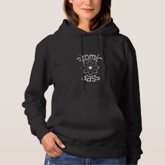 Atomic Sass Sweatshirt - Black