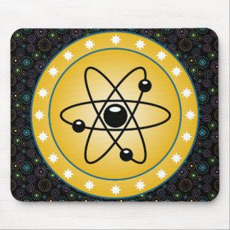Atomic Shield Mouse Pad