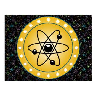 Atomic Shield Postcard