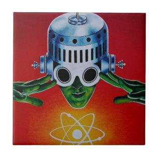 ATOMIC SPACEMAN TILE