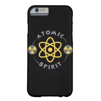 Atomic Spirit iPhone 6 Case. Barely There iPhone 6 Case