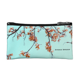 Atomic Spring by Uname_ Cosmetic Bag