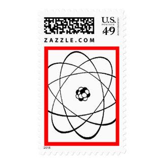Atomic stamp