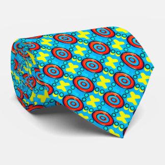 Atomic targets tie