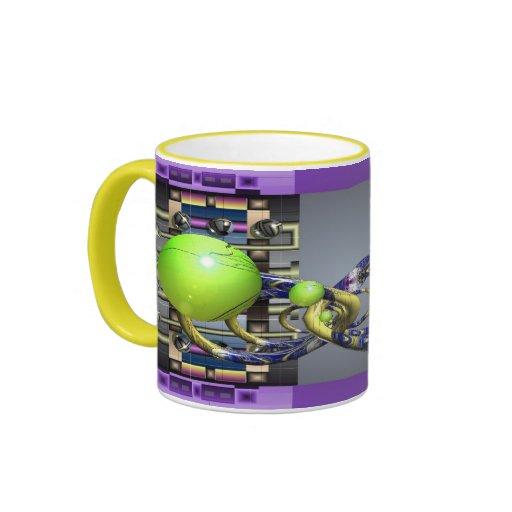 Atomic Time Ringer Mug