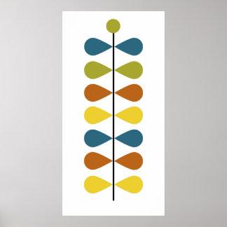 Atomic Tree Poster