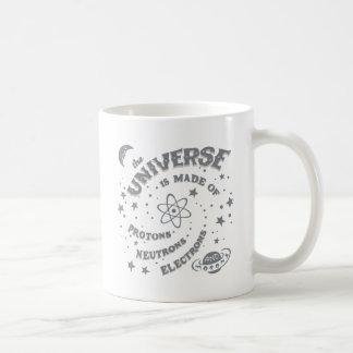 Atomic Universe Morons Coffee Mug