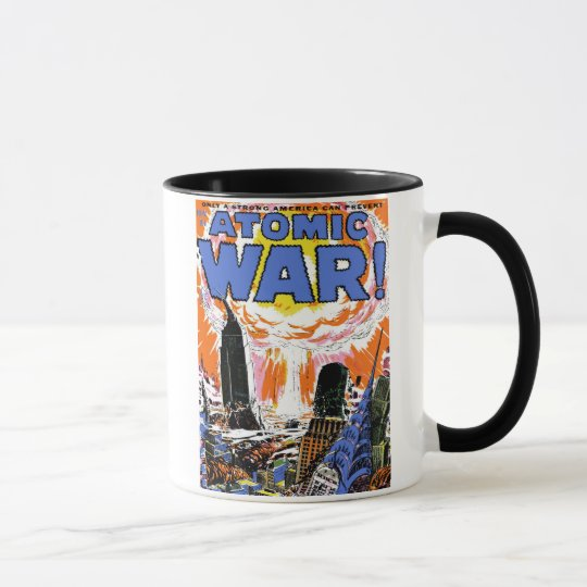 Atomic War! #1 Coffee Mug