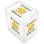 Atomic Wedgie Cheesehead Cooler