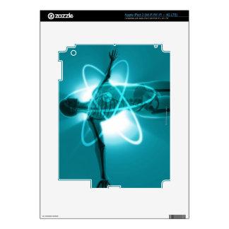 Atomic Woman Skins For iPad 3