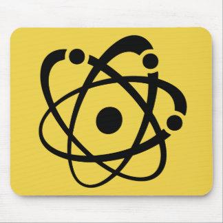 Atomic Wonk Mouse Pad