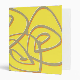 Atomic Yellow Binder