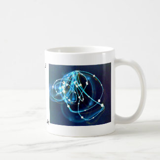 Atomicity 3 Abstract CricketDiane Art Coffee Mug