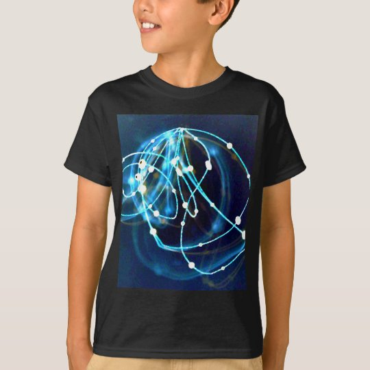 Atomicity 3 Abstract CricketDiane Art T-Shirt