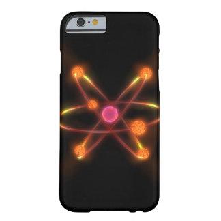 Atómico Funda Para iPhone 6 Barely There