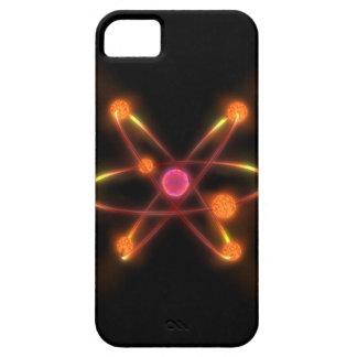 Atómico Funda Para iPhone 5 Barely There