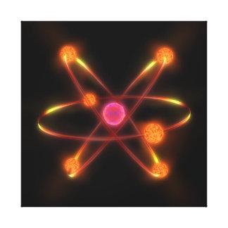Atómico Lona Estirada Galerías