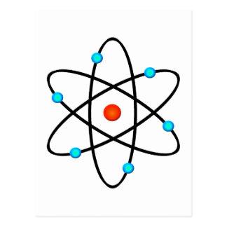 Atómico Tarjetas Postales